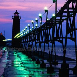 Grand Haven Lighthouse, MI