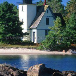 Mendota Lighthouse, MI