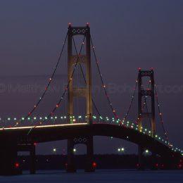 Macinac Bridge, MI