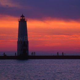 Frankfort Lighthouse, MI