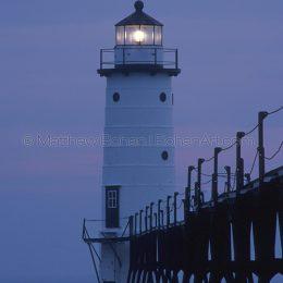Manistee Lighthouse, MI