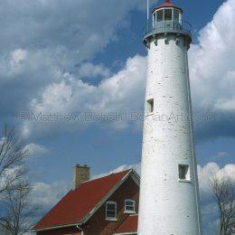 Tawas Point Lighthouse, MI
